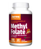 JARROW Methyl Folate 400mcg 60 caps.