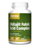 JARROW Shilajit Fulvic Acid Complex 60 caps.