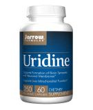 JARROW Uridine 250mg 60 caps.