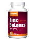 JARROW Zinc Balance 100 caps.