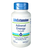 LIFE EXTENSION Adrenal Energy Formula 120 caps.