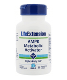 LIFE EXTENSION AMPK Metabolic Activator 30 tab.