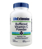 LIFE EXTENSION Buffered Vitamin C Powder 454g