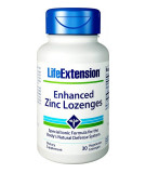 LIFE EXTENSION Enhanced Zinc Lozenges 30 lozenges