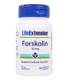 LIFE EXTENSION Forskolin 10mg 60 caps.