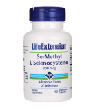 LIFE EXTENSION Se-Methyl L-Selenocysteine 90 caps.