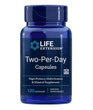 LIFE EXTENSION Two-Per-Day Capsules 120 caps.