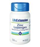 LIFE EXTENSION Zinc Lozenges 60 lozenges