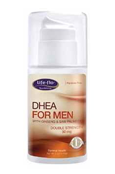 Life Flo DHEA For Men 30mg - Online Shop with Best Prices