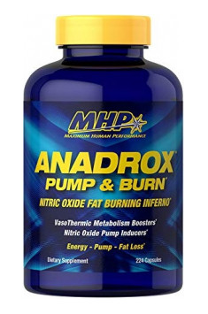 Anadrox Pump & Burn