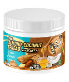 MZ-STORE Almond-coconut cream with honey 300g
