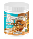 MZ-STORE Groundnuts Paste with Salt & Xylitol 500g
