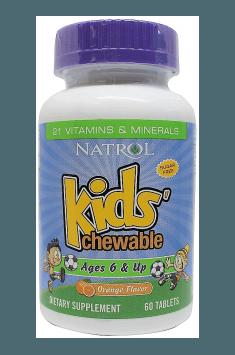 Kids Chewable