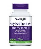 NATROL Soy Isoflavones 50mg 120 caps.