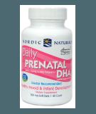 NORDIC NATURALS Daily Prenatal DHA 60 softgels