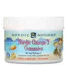 NORDIC NATURALS Nordic Omega-3 Gummies 60 gummies