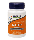 NOW FOODS 5-HTP 100mg 90 lozenges