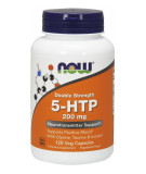 NOW FOODS Double Strength 5-HTP 200mg 120 caps.