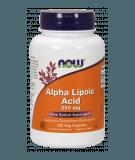 NOW FOODS Alpha Lipoic Acid 250mg 120 caps.