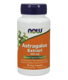 NOW FOODS Astragalus Extract 500mg 90 caps.