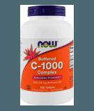 NOW FOODS Vitamin C-1000 Complex 180 tab.