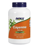 NOW FOODS Cayenne 500mg 250 caps.