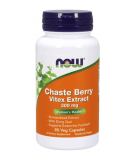 NOW FOODS Chaste Berry Vitex Extract 300 mg 90 caps.