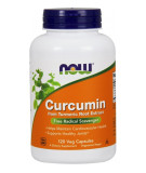 NOW FOODS Curcumin 120 caps.
