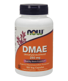 NOW FOODS DMAE 250mg 100 caps.