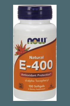 Natural E 400