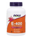 NOW FOODS Natural E-400 250 softgels