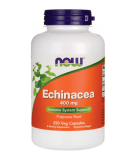 NOW FOODS Echinacea 400mg 250 caps.