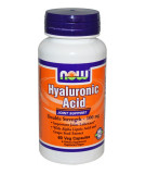 NOW FOODS Hyaluronic Acid 100mg 60 caps.