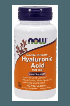 Hyaluronic Acid Double Strength 100mg