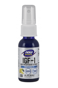 IGF-1+ Liposomal Spray