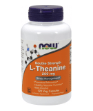 NOW FOODS L-Theanine 200mg 120 caps.