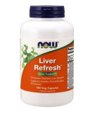 NOW FOODS Liver Refresh 180 caps.