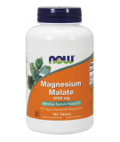 NOW FOODS Magnesium Malate 1000mg 180 tab.