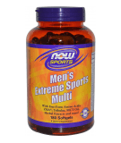 NOW FOODS Men's Extreme Sports Multi 180 softgels