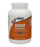 NOW FOODS MSM Powder 454g