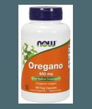 NOW FOODS Oregano 450 mg 100 caps.