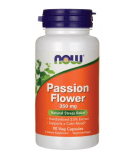 NOW FOODS Passion Flower 350mg 90 caps.