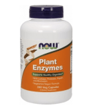NOW FOODS Plant Enzymes 240 caps.