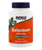 NOW FOODS Selenium 200mcg 180 caps.