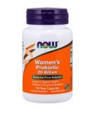 NOW FOODS Women's Probiotic 20 Billion 50 caps.