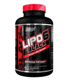NUTREX Lipo-6 Black 120 caps. (version 1)