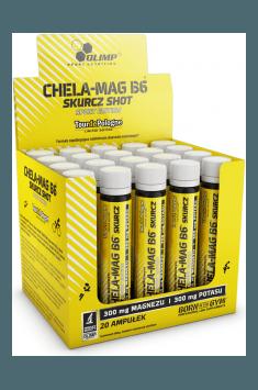 Chela-Mag B6 Skurcz