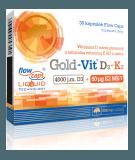 OLIMP Gold-Vit D3+K2 30 caps.