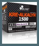 OLIMP Kre-Alkalyn 1500 120 caps.