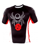 POUNDOUT Rash Guard Spider